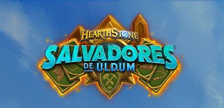 Nova expansão de Hearthstone: Salvadores de Uldum!