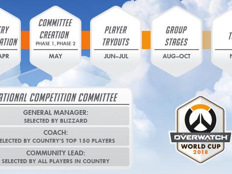 A Overwatch World Cup está de volta!