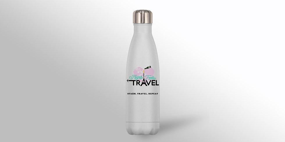 Flights & Feels Reuseable Bottle