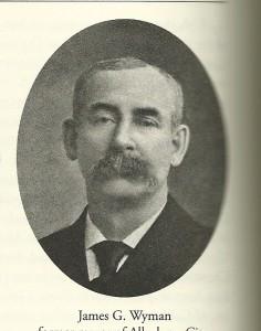 James G. Wyman