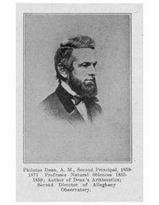 Philotus Dean