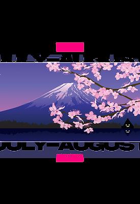 4am At Mount Fuji XXL Deskpad (Groupbuy/July-August)