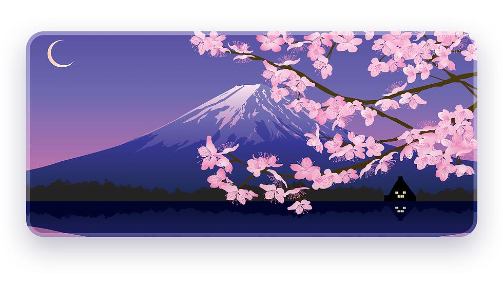 4am At Mount Fuji XXL Deskpad Phase 3 (Groupbuy)
