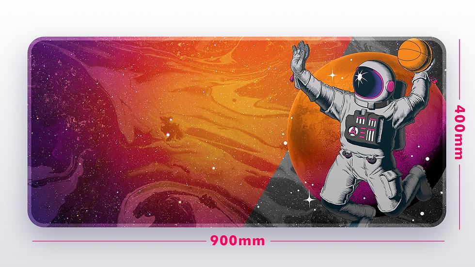 Space Baller XXL Deskpad (GroupBuy)