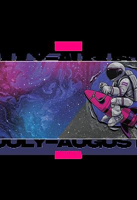 Space Cowboy XXL Deskpad (Groupbuy/July-August)