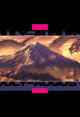 Attack Of Fuji XXL Deskpad (Groupbuy/July-August)