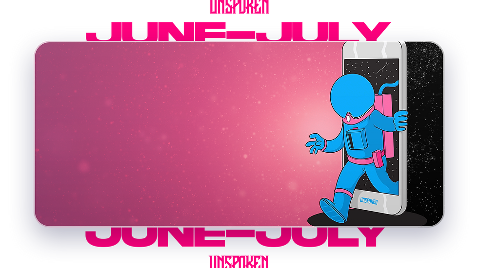 Welcome To Reality XXL Deskpad (Groupbuy/June-July)