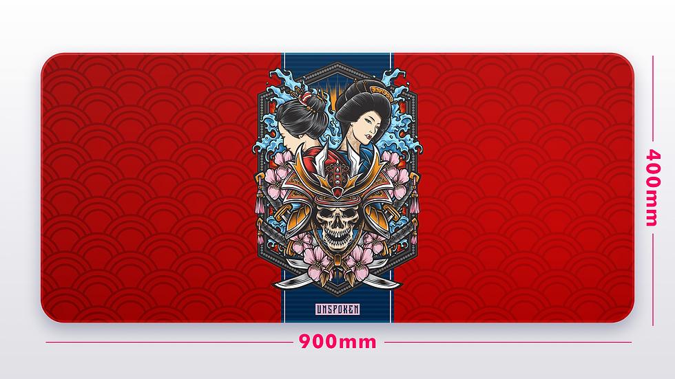 The Way Of The Samurai XXL Deskpad (GroupBuy)