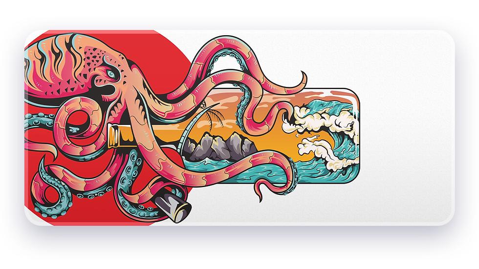 Kraken Wave XXL Deskpad Phase 2 (Groupbuy)
