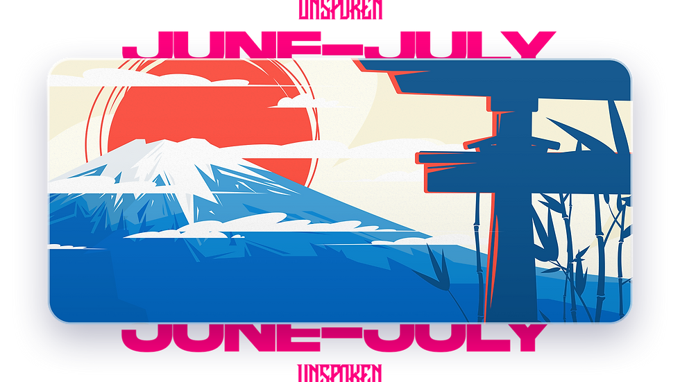 Fuji With Love XXL Deskpad (Groupbuy/June-July)
