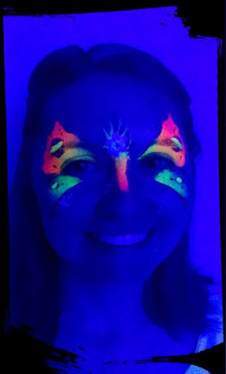DayGlow Butterfly