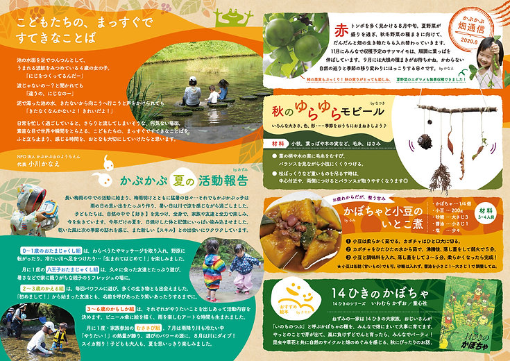 秋ニュースレター裏_200906_CapuCapu_2020_NewsLette