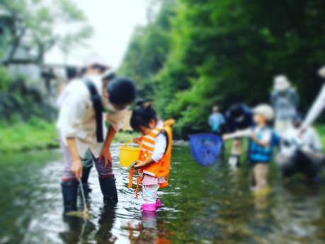 2021.9.14 最後の川遊び!