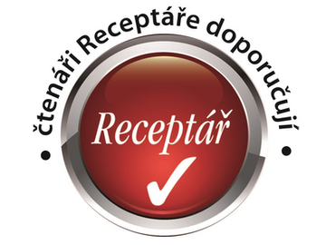 Ocenění pro naše výrobky v anketě Čtenáři Receptáře doporučují