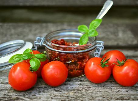 Zužitkování rajčat po italsku