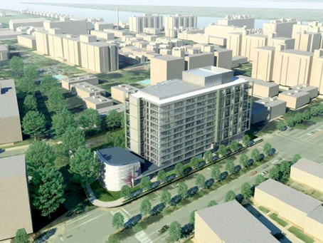 Southwest church development to include amenity-rich apartments