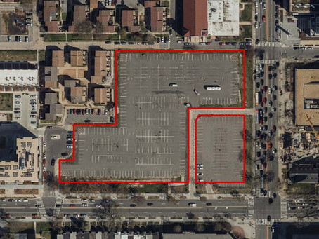 MRP Realty and CSG Urban Partners Team to Redevelop DC's Northwest One Parcel