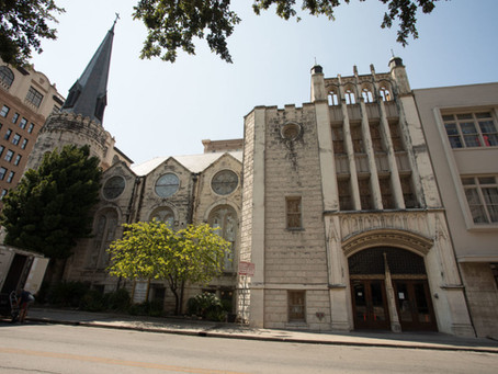 Travis Park Church Hires Consultant to Analyze Redevelopment Options