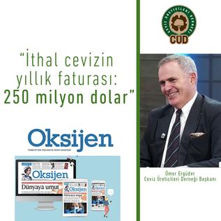 CÜD Gazete Oksijen'e Konuk Oldu