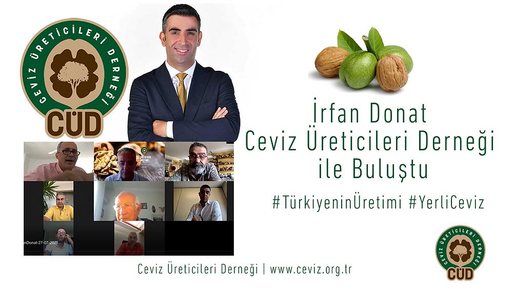 irfan Donat Ceviz üreticileri dernegi