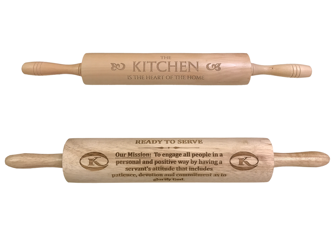 Personalized Rolling Pins