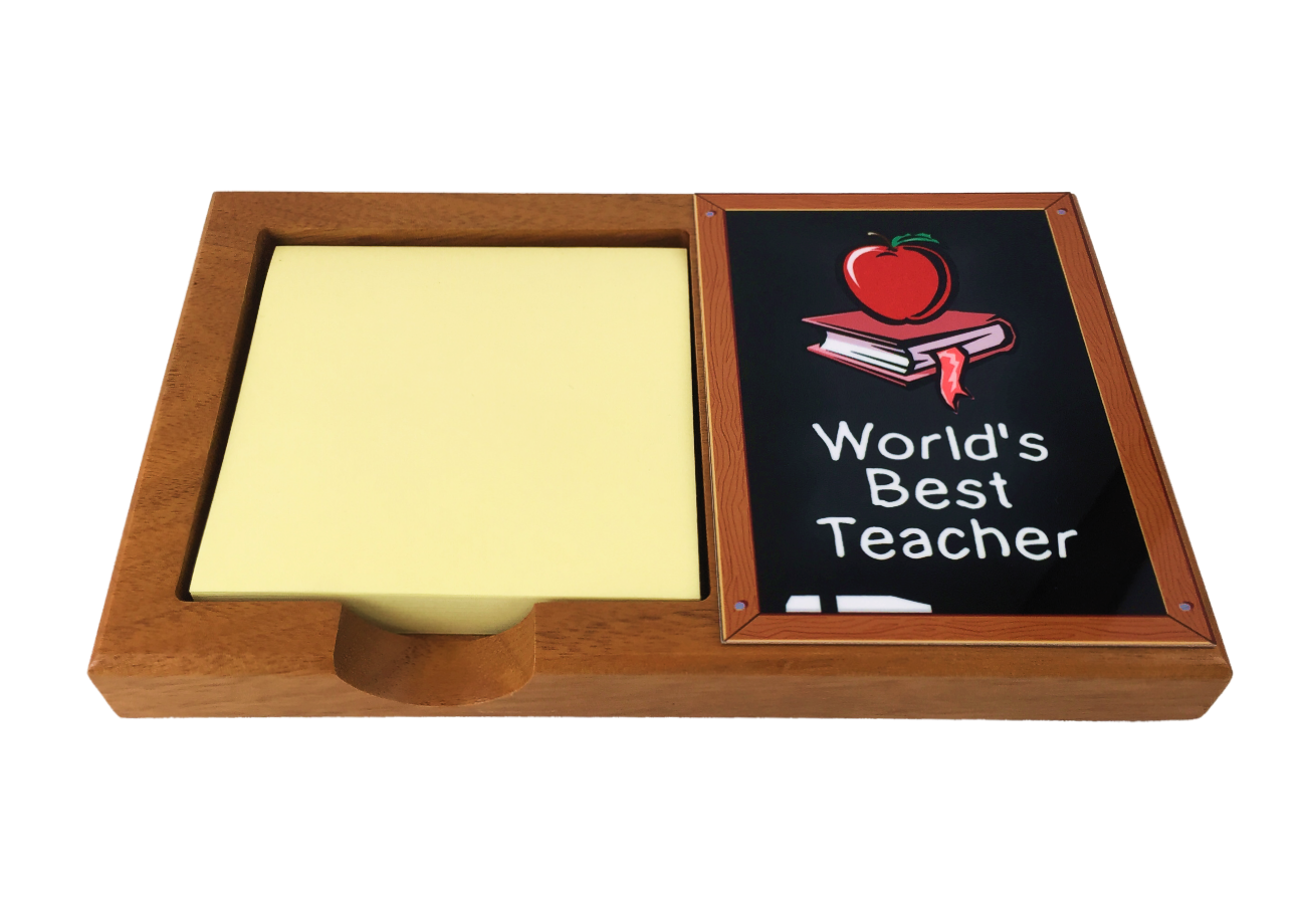 Customized Sticky Note Holder