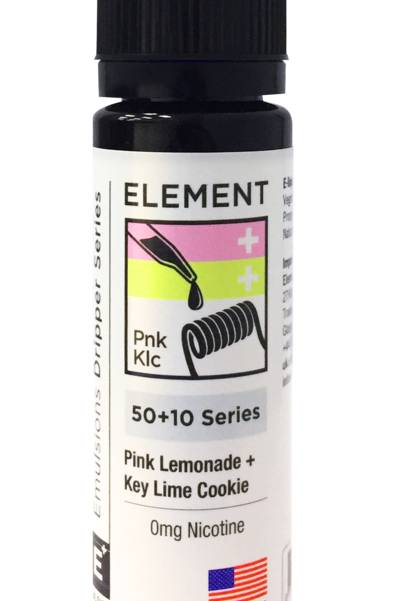 Elements Pink Lemonade & Key Lime Cookie  50ml S/F