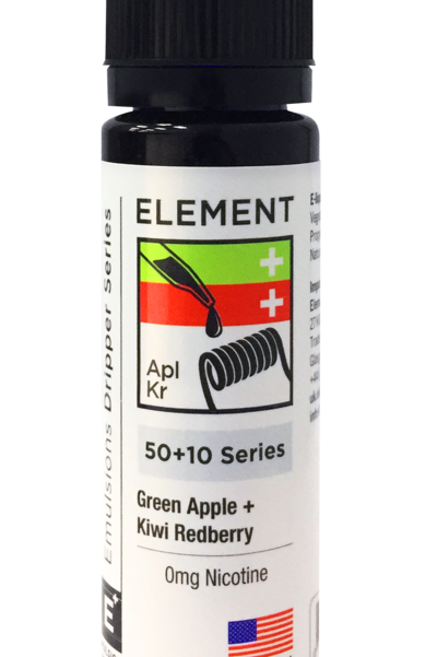 Elements Green Apple & Kiwi Redberry  50ml S/F