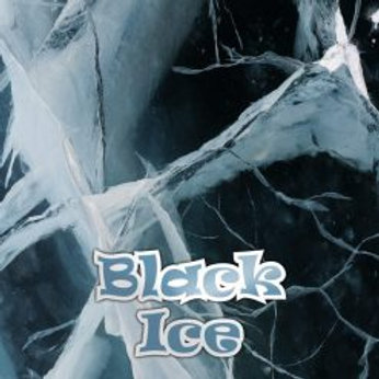 Qcig Black Ice 10ml Various Strengths