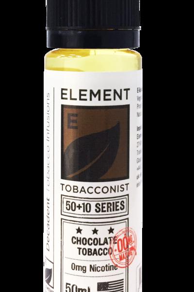 Elements Chocolate Tobacco 50ml S/F