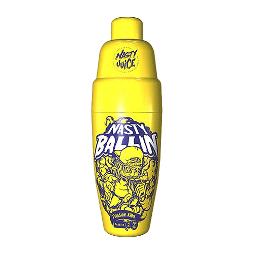 Nasty Ballin Passion Killa 50ml Short Fill