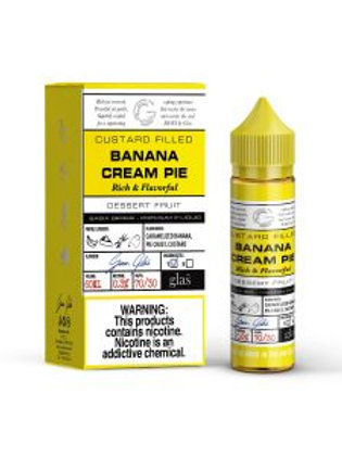 Basix Banana Cream Pie 50ml Short Fill