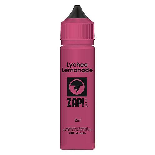 ZAP Lychee Lemonade 50ml Short Fill