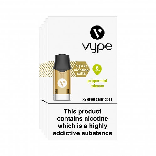 VYPE -   Peppermint Tobacco 2pk