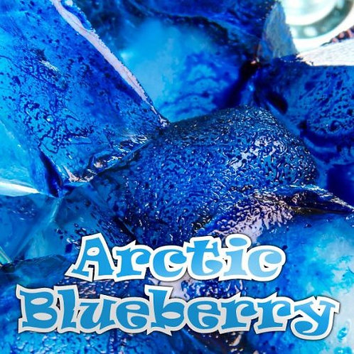 Qcig Arctic Blueberry 10ml Various Strengths
