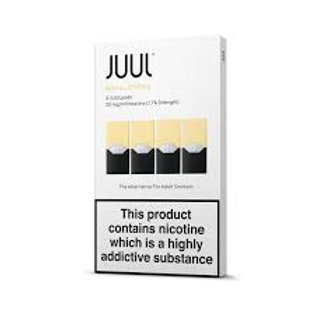 Juul Royal Creme Pods 4pk Available in 18mg