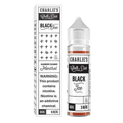 50ml Short Fill Charlies Black Ice
