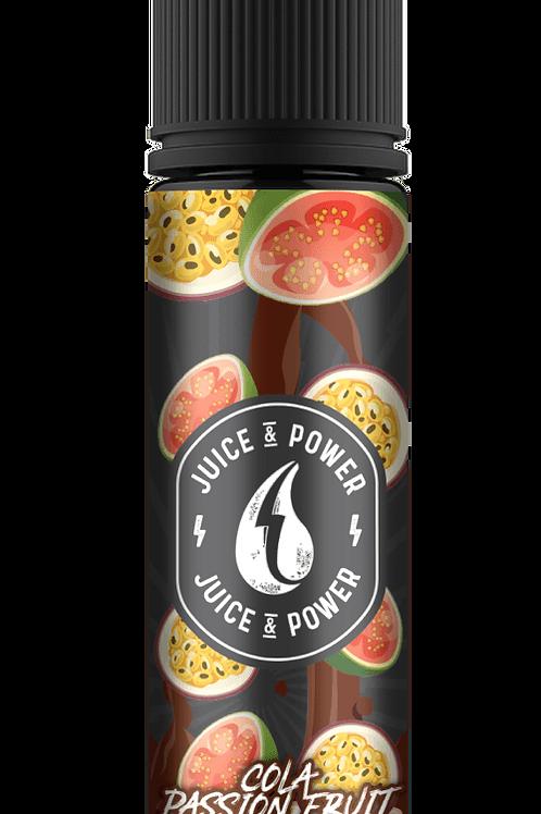 Juice N Power Cola PAssion Fruit Guava 50ml S/F