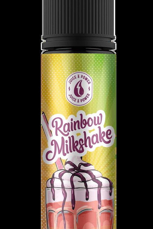 Juice N Power Rainbow Milkshake 50ml S/F