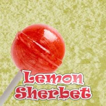 Qcig Lemon Sherbet 10ml Various Strength