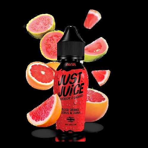 Just Juice Blood Orange Citrus & Guava 50ml S/F