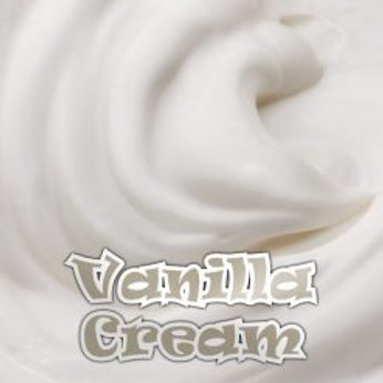 Qcig Vanilla Cream 10ml Various Strengths