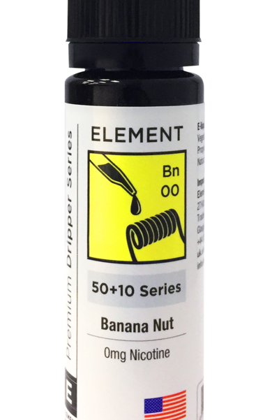 Elements  Banana Nut 50ml S/F