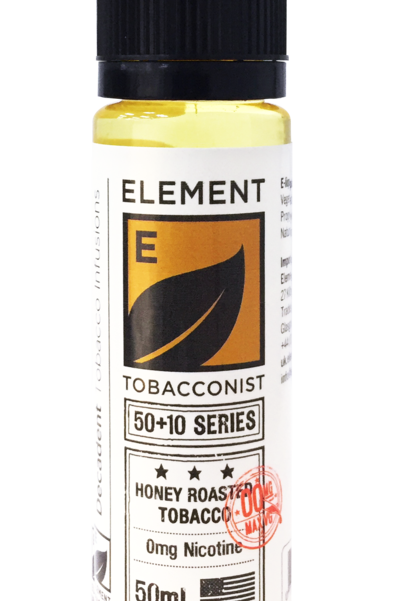 Elements Honey Roasted Tobacco 50ml S/F