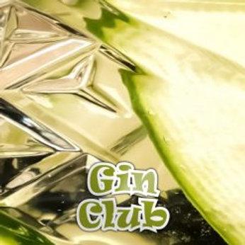 Qcig Gin Club 10ml Various Strengths