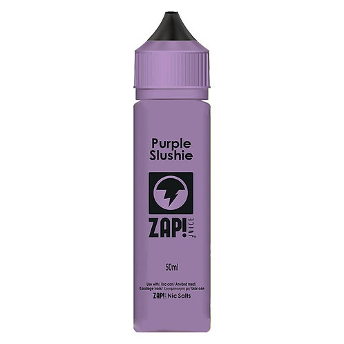 ZAP Purple Slushie 50ml Short Fill