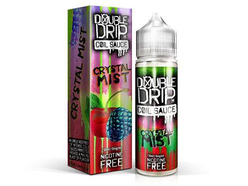 Double Drip Crystal Mist Short Fill E-Liquid 50ml