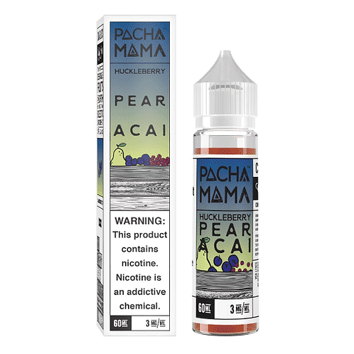 50ml Short Fill Pacha Mama Huckleberry, Pear, Acai