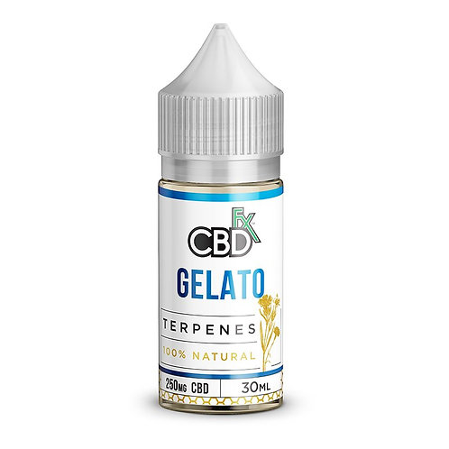 CBD Fx Various Flavours CBD Terpenes Oil 30ml 250mg