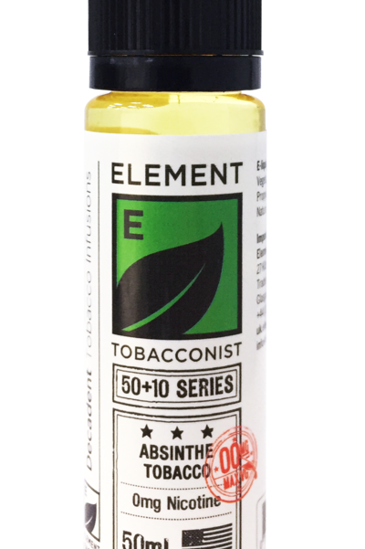 Elements Absinthe Tobacco 50ml S/F